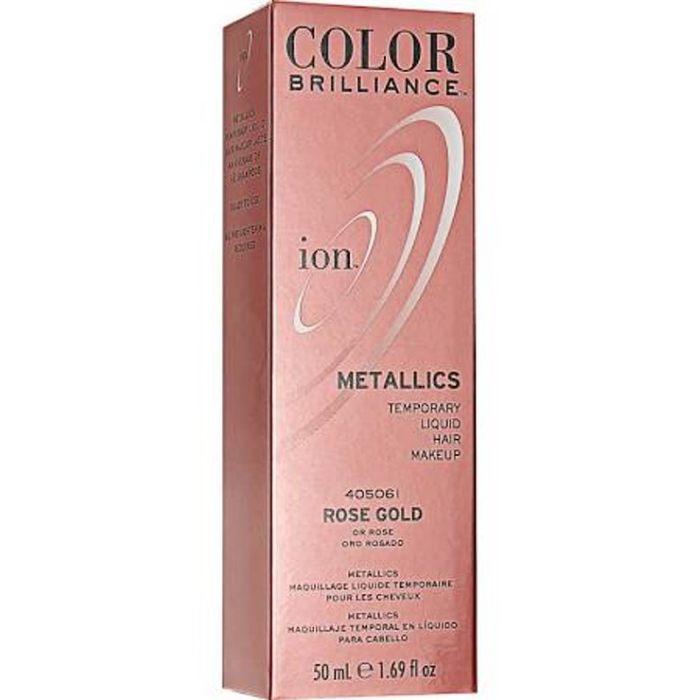краска для волос розовое золото